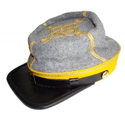 181 - 1875 PATTERN USMC ENLISTED FATIGUE KEPI CAP